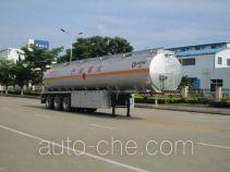 Yunli aluminium oil tank trailer LG9404GYY