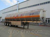 Yunli aluminium oil tank trailer LG9406GYY