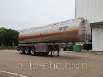 Yunli aluminium oil tank trailer LG9409GYY