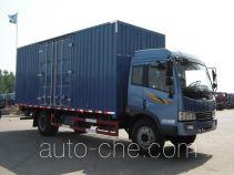 Yutian box van truck LHJ5160XXY