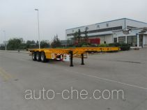 Yutian container transport trailer LHJ9400TJZ