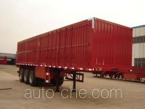 Yutian box body van trailer LHJ9400XXY
