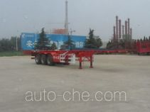 Yutian container transport trailer LHJ9401TJZ