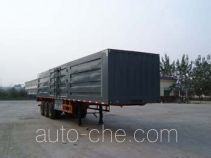 Sitong Lufeng box body van trailer LST9390XXY