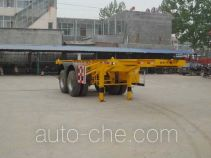 Sitong Lufeng container transport trailer LST9352TJZ