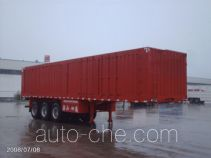 Sitong Lufeng box body van trailer LST9370XXY