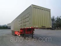 Sitong Lufeng box body van trailer LST9400XXY