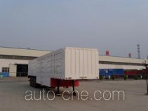 Sitong Lufeng box body van trailer LST9402XXY
