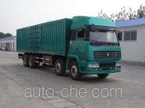 Sinotruk Tongyu box van truck MT5310XXY