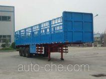 Sinotruk Tongyu stake trailer MT9341CLXY