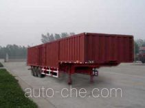 Shiyun box body van trailer MT9390XXY