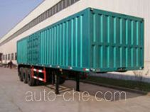 Shiyun box body van trailer MT9401XXY