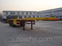 Shiyun flatbed trailer MT9407P