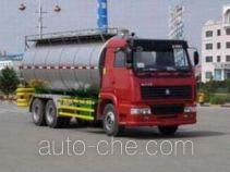 Mulika liquid food transport tank truck NTC5252GYSZZ
