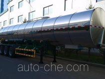 Mulika liquid food transport tank trailer NTC9403GYS