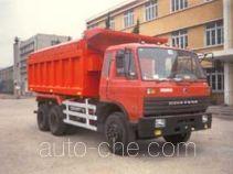 Qingzhuan tarp covered dump truck QDZ3211EG