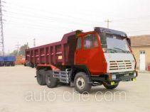 Qingzhuan mining dump truck QDZ3250K06