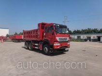 Qingzhuan dump truck QDZ3250ZJM5G36E1