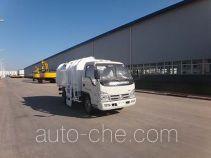 Qingzhuan self-loading garbage truck QDZ5040ZZZBBD