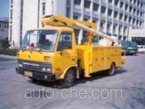Qingzhuan aerial work platform truck QDZ5060JGKE11