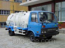 Qingzhuan self-loading garbage truck QDZ5060ZZZE-1