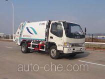 Qingzhuan garbage compactor truck QDZ5070ZYSXJ