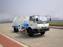 Qingzhuan self-loading garbage truck QDZ5070ZZZED
