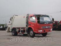 Qingzhuan garbage compactor truck QDZ5080ZYSED