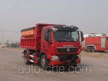 Qingzhuan snow remover truck QDZ5120TCXZHT5GD1