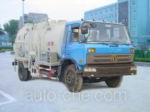 Qingzhuan self-loading garbage truck QDZ5120ZZZED