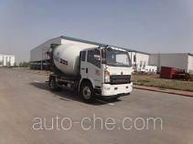 Qingzhuan concrete mixer truck QDZ5160GJBZHG3WE1