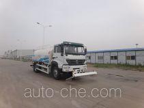 Qingzhuan street sprinkler truck QDZ5160GQXZJM5GE1