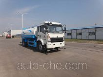 Qingzhuan sprinkler machine (water tank truck) QDZ5160GSSZHG3WE1