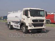 Qingzhuan sprinkler machine (water tank truck) QDZ5160GSSZHT5GD1