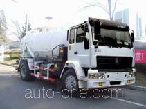Qingzhuan sewage suction truck QDZ5160GXWZJ