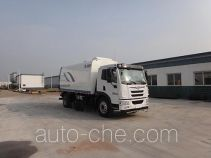 Qingzhuan street sweeper truck QDZ5160TSLCJE1
