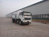 Qingzhuan street sweeper truck QDZ5160TSLZJM5GE1