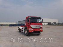 Qingzhuan detachable body garbage truck QDZ5160ZXXZJM5GD1
