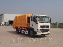Qingzhuan garbage compactor truck QDZ5160ZYSZHT5G
