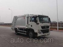 Qingzhuan garbage compactor truck QDZ5160ZYSZHT5GE1