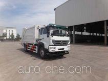 Qingzhuan garbage compactor truck QDZ5160ZYSZJM5GE1