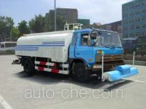 Qingzhuan street sprinkler truck QDZ5161GQXED