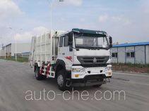 Qingzhuan garbage compactor truck QDZ5161ZYSZJ