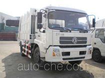 Qingzhuan garbage compactor truck QDZ5162ZYSED