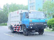 Qingzhuan garbage compactor truck QDZ5163ZYSE