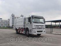 Qingzhuan garbage compactor truck QDZ5163ZYSZH