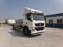 Qingzhuan detachable body truck QDZ5180ZKXZHT5GE1