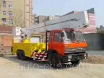 Qingzhuan aerial work platform truck QDZ5220JGKE