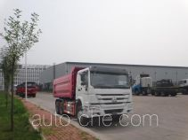 Qingzhuan dump garbage truck QDZ5250ZLJZH38