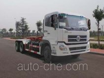Qingzhuan detachable body garbage truck QDZ5250ZXXET